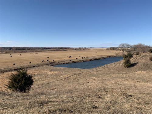 Valley County Spring Creek Meadow : Ord : Valley County : Nebraska