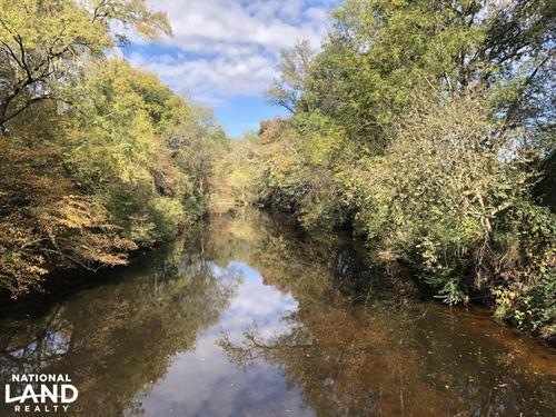 Lane's Creek Farm : Wadesboro : Anson County : North Carolina