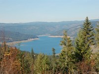 Tie Creek Subdivision Wooded : Orofino : Clearwater County : Idaho