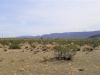 Great Access & Nice Views, $277/Mo : Twentynine Palms : San Bernardino County : California