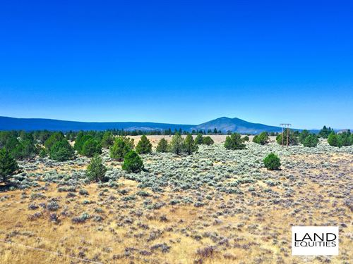 Great Location With Power $149 /Mo : Sprague River : Klamath County : Oregon