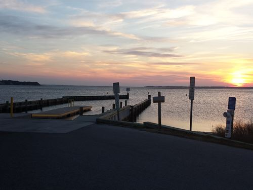 Waterfront Lots on NC Coast : Beaufort : Carteret County : North Carolina