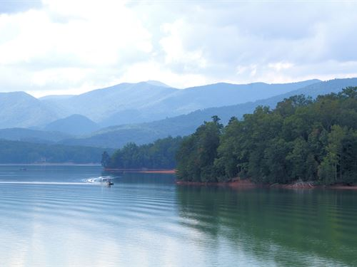 Beautiful Lake Chatuge Lots : Hayesville : Clay County : North Carolina