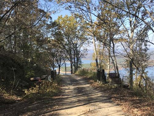 3.35 Acre Greers Ferry Lake Lakefr : Bee Branch : Van Buren County : Arkansas