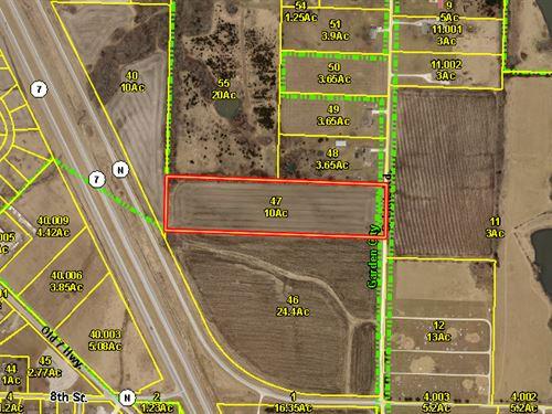 Build Your Dream Home 10 Acres : Garden City : Cass County : Missouri