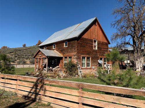 Hunting, Cattle Ranch Siskiyou : Fort Jones : Siskiyou County : California