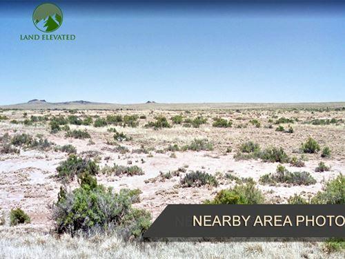 Property to Grow On, 1.25 Acres : Holbrook : Navajo County : Arizona