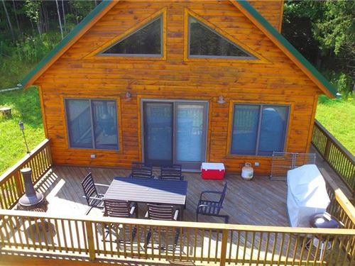 Outdoorsman's Dream, Amenities : Lincklaen : Chenango County : New York
