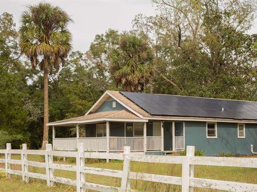 Horse Lovers Dream Property 25 : Live Oak : Suwannee County : Florida