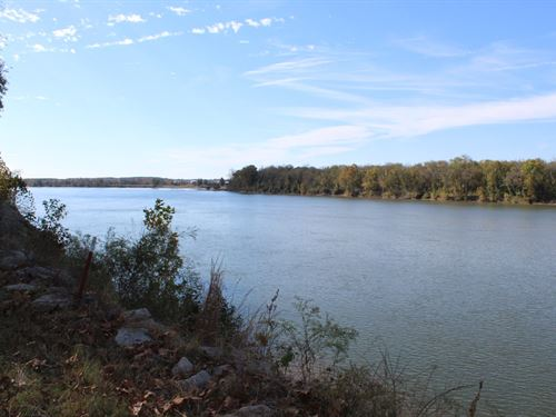 Waterfront Lot TN River, River : Clifton : Wayne County : Tennessee