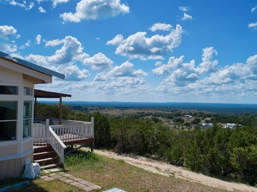 Hill Country Views Unrestricted : Boerne : Kendall County : Texas