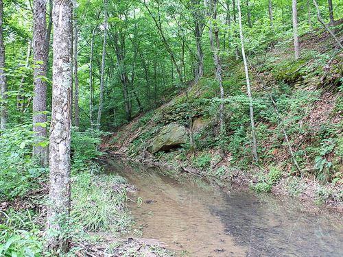 Tecumseh Rd, 159 Acres : Shawnee : Perry County : Ohio