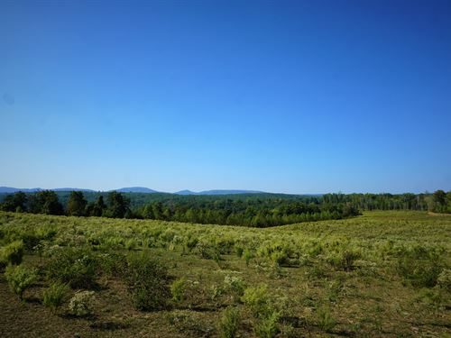 Fenced Acreage With Views : Grandview : Rhea County : Tennessee