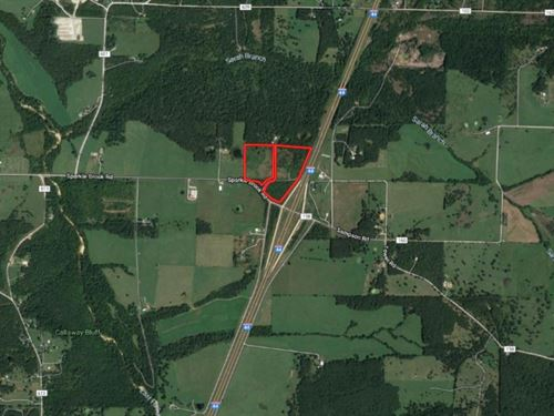 Commercial Acreage in Southern MO : Conway : Webster County : Missouri