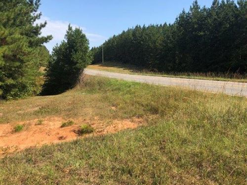 Harden Creek : Crawfordville : Taliaferro County : Georgia
