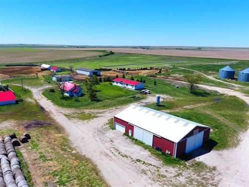 Gardner Farm & Pasture : Alliance : Box Butte County : Nebraska