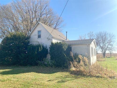 Home Building Lot Southern Iowa : Delphos : Ringgold County : Iowa
