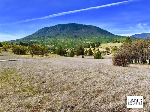 Amazing Views, Great Location : Hornbrook : Siskiyou County : California