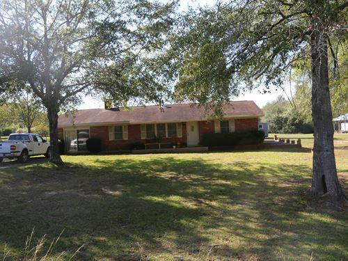 840 Mt, Pleasant Road : Georgiana : Butler County : Alabama