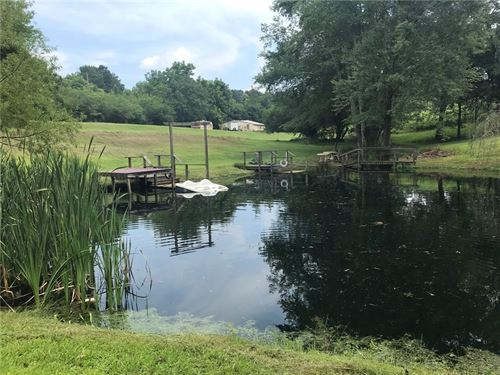 Pond & Acreage in Pickens, GA : Talking Rock : Pickens County : Georgia