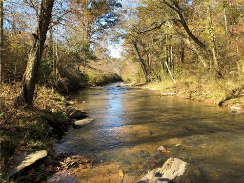Waterfront Land For Sale in Pickens : Talking Rock : Pickens County : Georgia