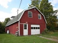 102 Acre Farm Near Ithaca, NY : Danby : Tompkins County : New York
