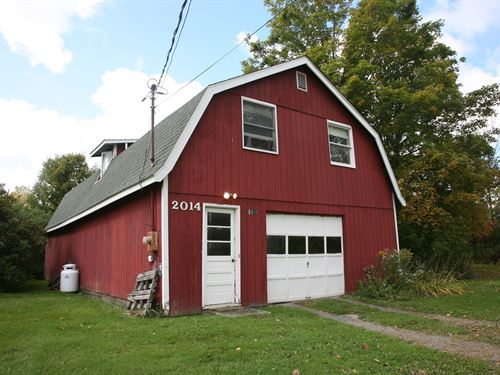 102 Acre Farm Near Ithaca, NY : Danby : Tompkins County : New York
