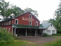 Susquehanna River Front Property : Athens : Bradford County : Pennsylvania