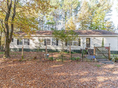 Spacious Home 82 Acres Rural : Bethel Springs : McNairy County : Tennessee