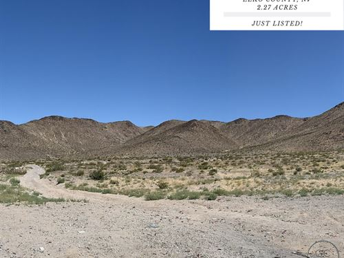 2.27 Acres In Elko County, Nevada : Montello : Elko County : Nevada