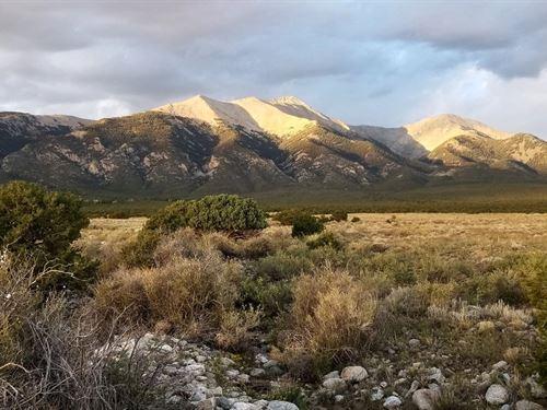 5 Acres With Intermittent Stream : Alamosa : Costilla County : Colorado