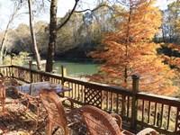 Nice Cabin & Boat Dock on Little : Pangburn : Cleburne County : Arkansas