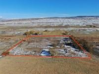 Hobby Farm Irrigation, 2 Parcels, 2 : Delta : Delta County : Colorado