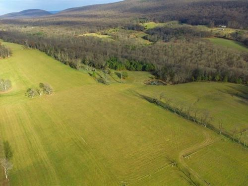 Beautiful 85+ Acres : Slanesville : Hampshire County : West Virginia
