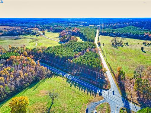 Commercial Acreage Albemarle NC : Albemarle : Stanly County : North Carolina