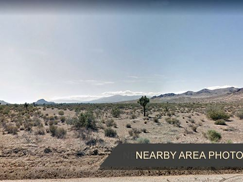 Build Near Lancaster, CA 1.92 Acres : Rosamond : Kern County : California