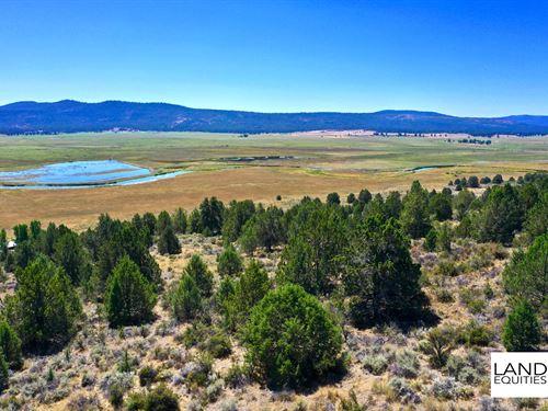 Hilltop Lot Amazing River Views : Chiloquin : Klamath County : Oregon