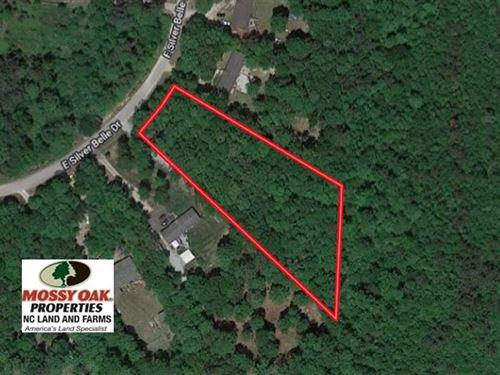 Under Contract, 1.55 Acre Residen : Zebulon : Johnston County : North Carolina