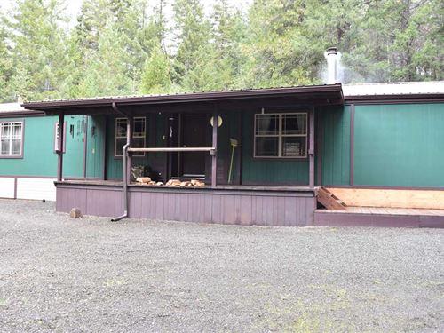 Evergreen Springs : Glide : Douglas County : Oregon