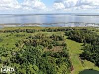 Lake Placid Waterfront Homesite Ret : Lake Placid : Highlands County : Florida