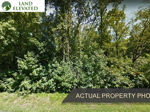 Land For Luscious Living, 0.71 Acre : Valdese : Burke County : North Carolina
