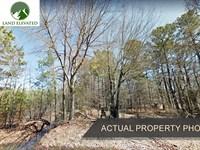 Live Near Lake Saracen, 0.30 Acres : Vaugine : Jefferson County : Arkansas