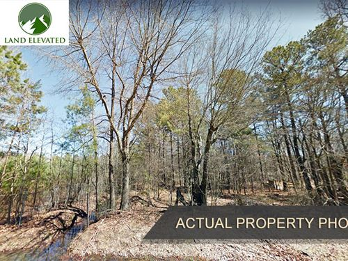Live Near Lake Saracen, 0.30 Acres : Vaugine : Jefferson County : Arkansas