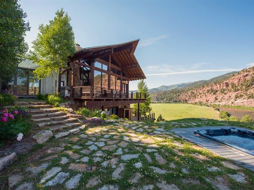 Rocking TW Ranch : McCoy : Eagle County : Colorado