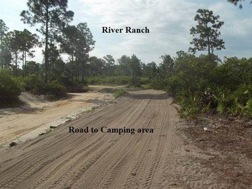 River Ranch Rec Area, No 88 : Frostproof : Polk County : Florida