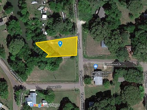 .22 Acre Lot in Henderson County : Mabank : Henderson County : Texas