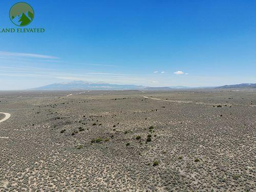 Own Prime, Buildable Mountain Land : San Luis : Costilla County : Colorado