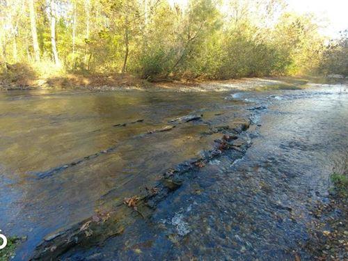 Ouachita Mountain Farm And Hunting : Black Springs : Montgomery County : Arkansas