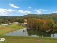 Bear Creek Estate : Red Bay : Franklin County : Alabama
