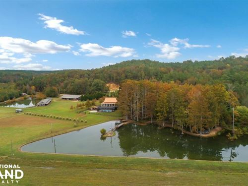 Bear Creek Estate : Red Bay : Franklin County : Alabama